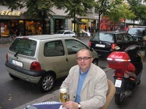 Василь Махно в Берліні