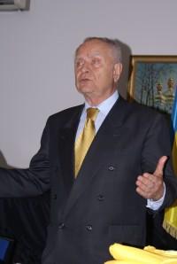 Дмитро Павличко, Берлін, 2008