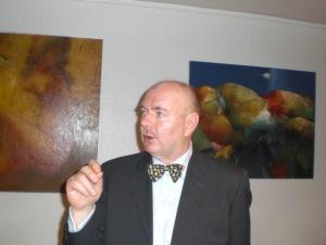 Доктор Маркович закохує в українське малярство
