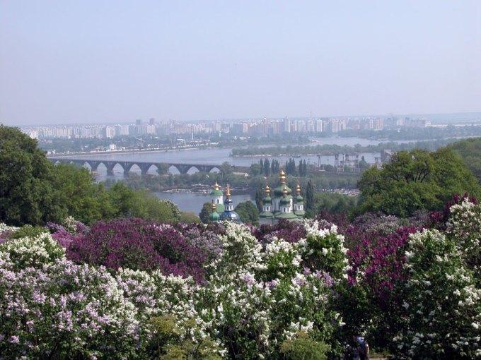 Одвічна київська перлина, автор Юрій Остапчук