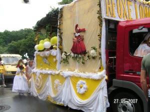 карнавал культур, Берлін 2007