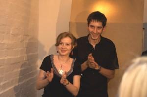 Дарина Авенченко і Роман Бондарчук
