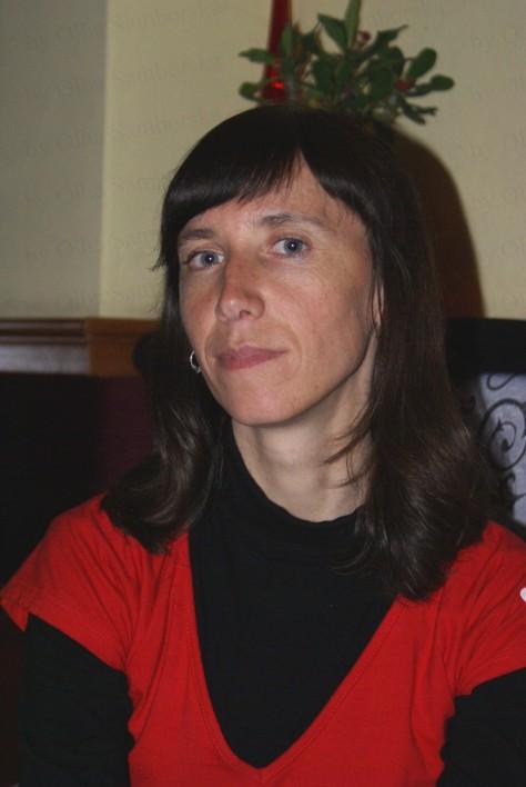 Галина Петросаняк, червень 2009, Берлін