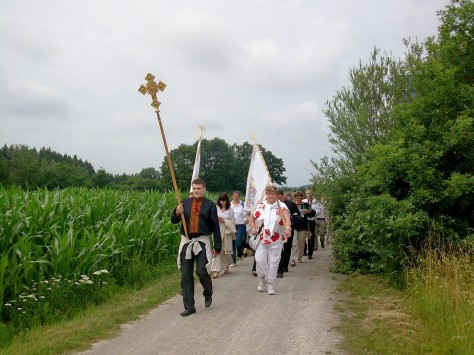 Проща до Пуху, Німеччина, липень 2009
