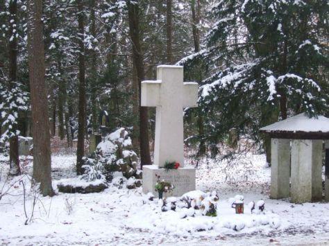 Могила Степана Бандери - Мюнхен, Німеччина
