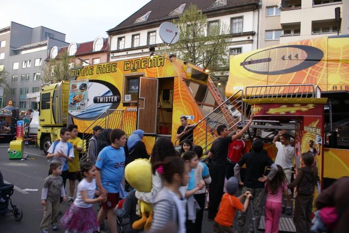 Веселощі на Блохплаці, Берлін, 2009