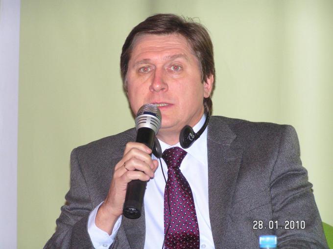 Володимир Фесенко, політолог, Берлін, ФРН, 28.01.2010
