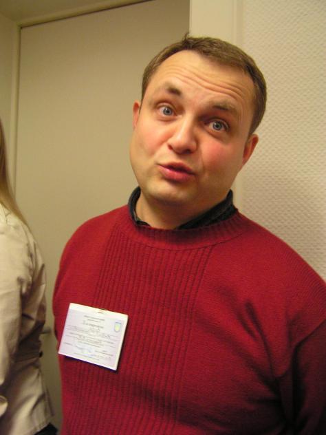 Андрій Вовк, спостерігач на виборах дільниці 62 від кандидата в президенти України Ющенко В.А.