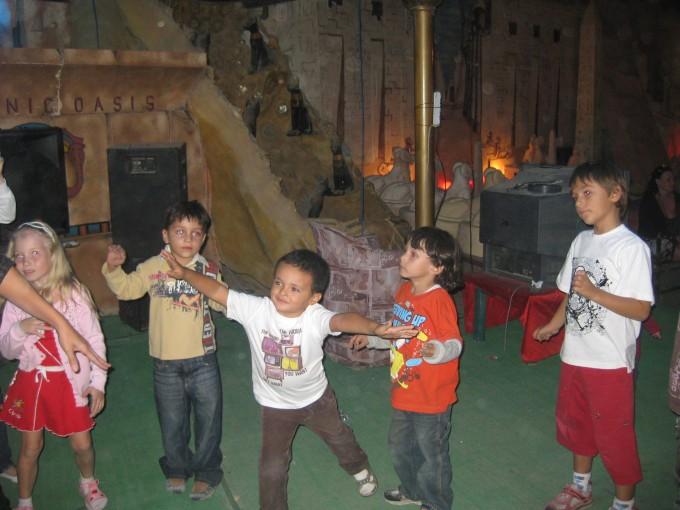 Діти українців Хургади мають теж свої свята.