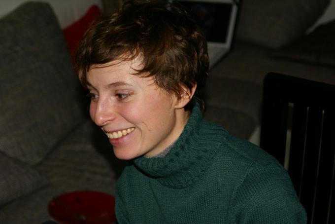 Катя Старостенко, художниця