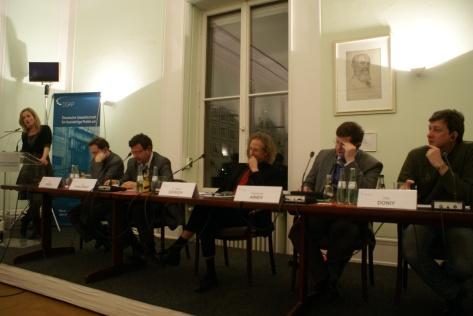 Віола фон Крамон, Берлін, 21.03.2011