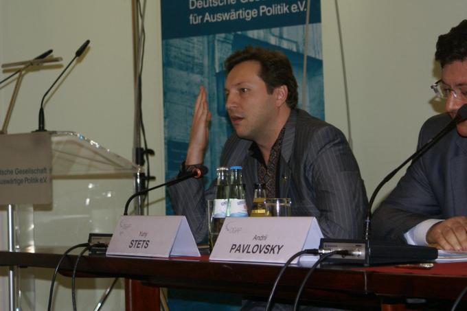 Юрій Стець, Берлін 21.03.2011