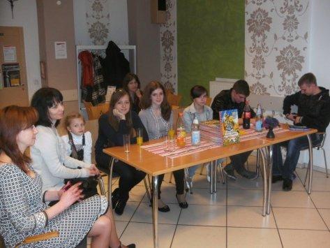 під час зустрічи з українцями Німеччини