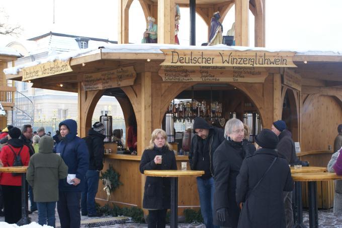 Німці і глувайн, Берлін, 26.12.2012. Фото: Зоряна Свистович