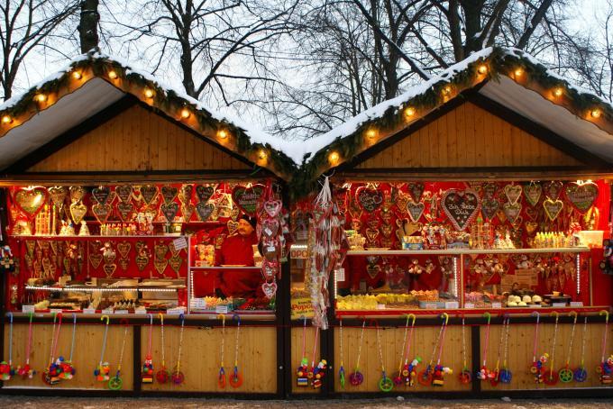Різдвяний базар, Берлін, 26.12.2010. Фото: Зоряна Свистович